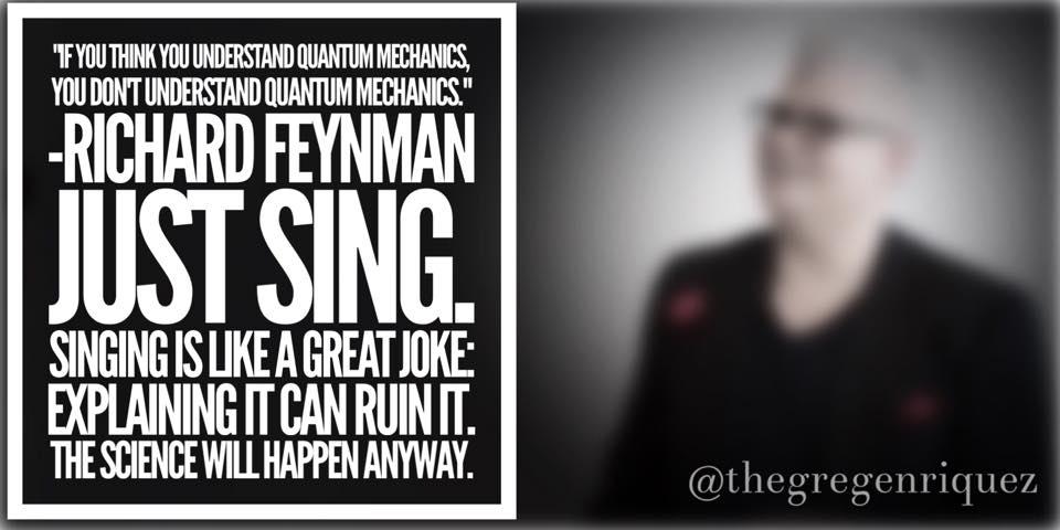 If you think you understand quantum mechanics, you don't understand quantum mechanics.